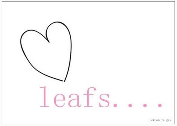 Leafs.....