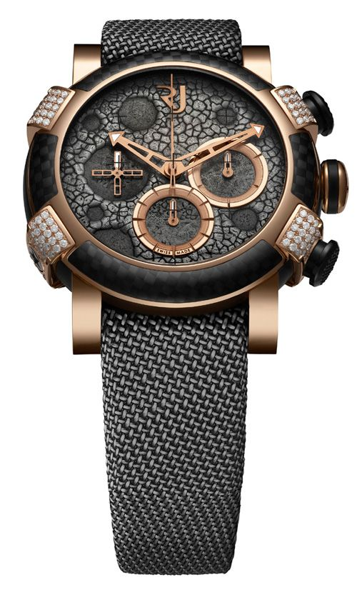 RJ-ROMAIN JEROME Diamonds Conquering Space of the Moon-DNA Collection (PR/Pics http://watchmobile7.com/data/News/2013/08/130820-romain_jerome-Moon_Invader_40.html) (1/3) #watches @R J Romain Jerome