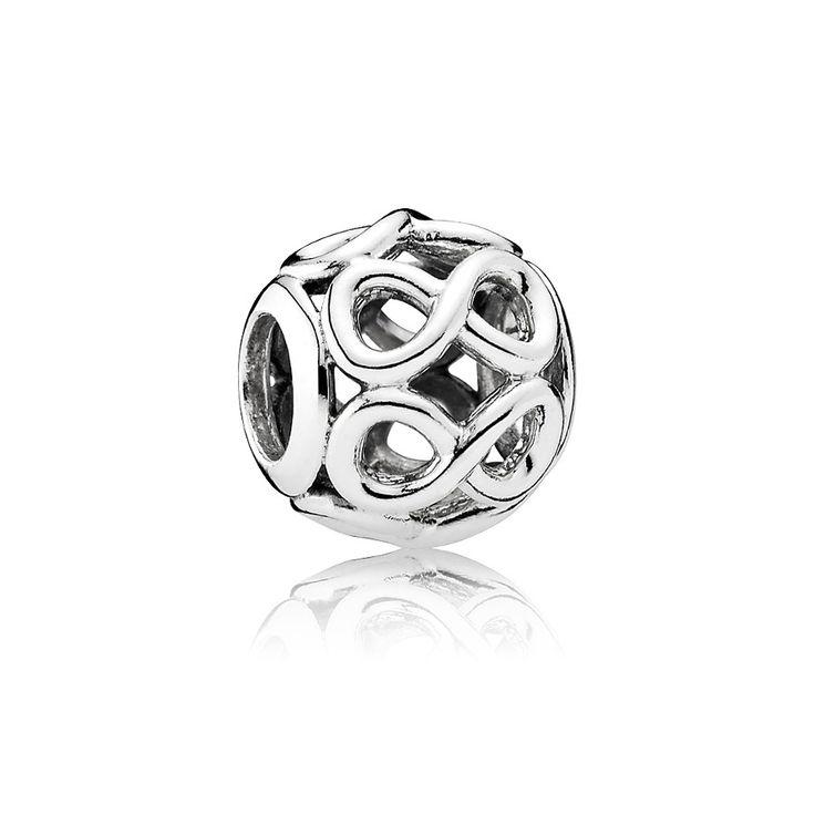 Pandora Zilveren Oneindigheid Bedel 791872
