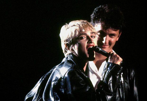 Madonna + Sean Penn
