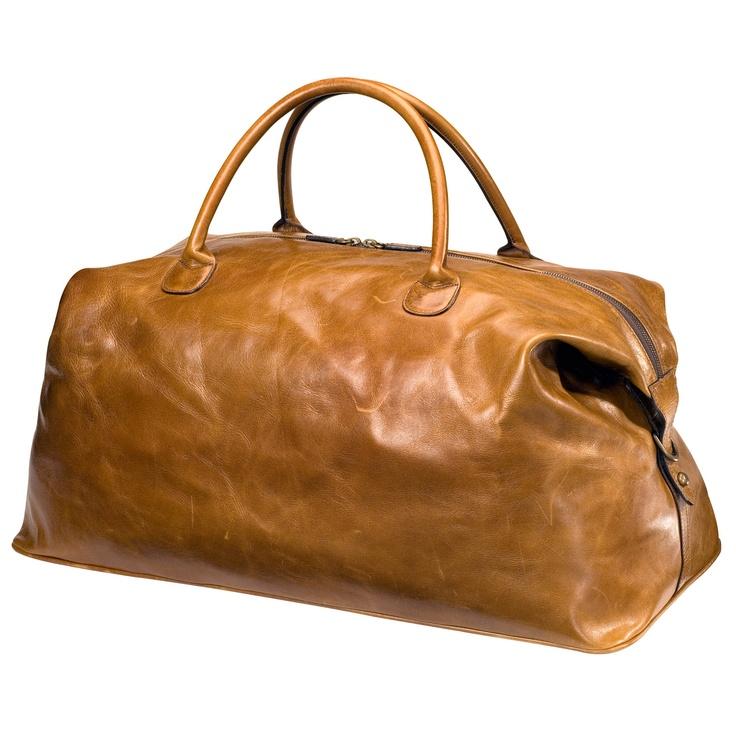 Benedict - Weekend Bag - Titan Toffee