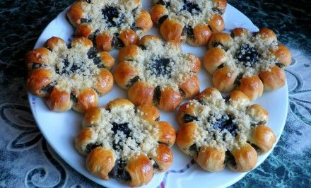 Kvetované koláče | Báječné recepty