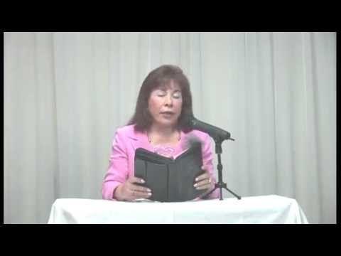 Ezequiel Cap.2 - Iglesia de Dios Ministerial de Jesucristo Internacional