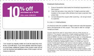 Lowes Coupons: Printable Lowes 10% off coupons #lowes #coupons,lowes #10,lowes #10 #coupons,printable #lowes #coupons http://maryland.nef2.com/lowes-coupons-printable-lowes-10-off-coupons-lowes-couponslowes-10lowes-10-couponsprintable-lowes-coupons/  # Good for up to $500 OFF on an entire purchase in store or online! Email Lowes coupons currently expire 7/31/17 or later and are IN STOCK. Coupons each with a unique bar code and will work in store or online. We offer a 30 day Money Back…