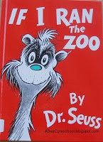 """""""If I Ran the Zoo"""" by Dr. Seuss"""