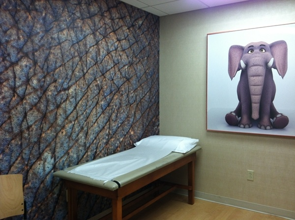 Ever Seen A Close Up Of Elephant Skin? By Moore Clinic In Lexington,