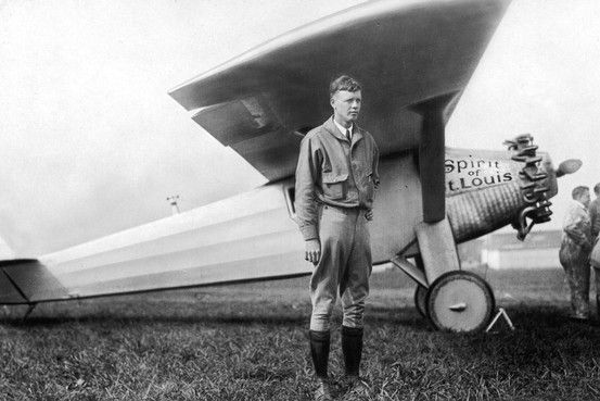 """""""Life without risks is not worth living."""" - Charles Lindbergh"""