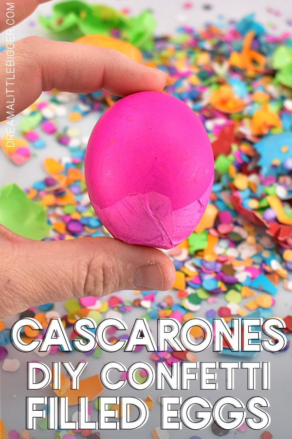 Cascarones Confetti Filled Eggs For Easter Confetti Confetti Eggs Diy Confetti