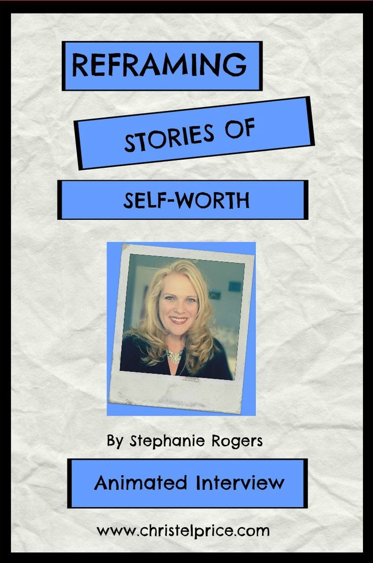 Optimistic Chic Coaching Founder Stephanie Rogers shares her tips for reframing the negative stories we tell ourselves into positive ones in this animated video.