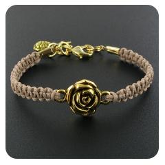 Macramé armband maken::Inspiratie::Kralenwinkel door Noor