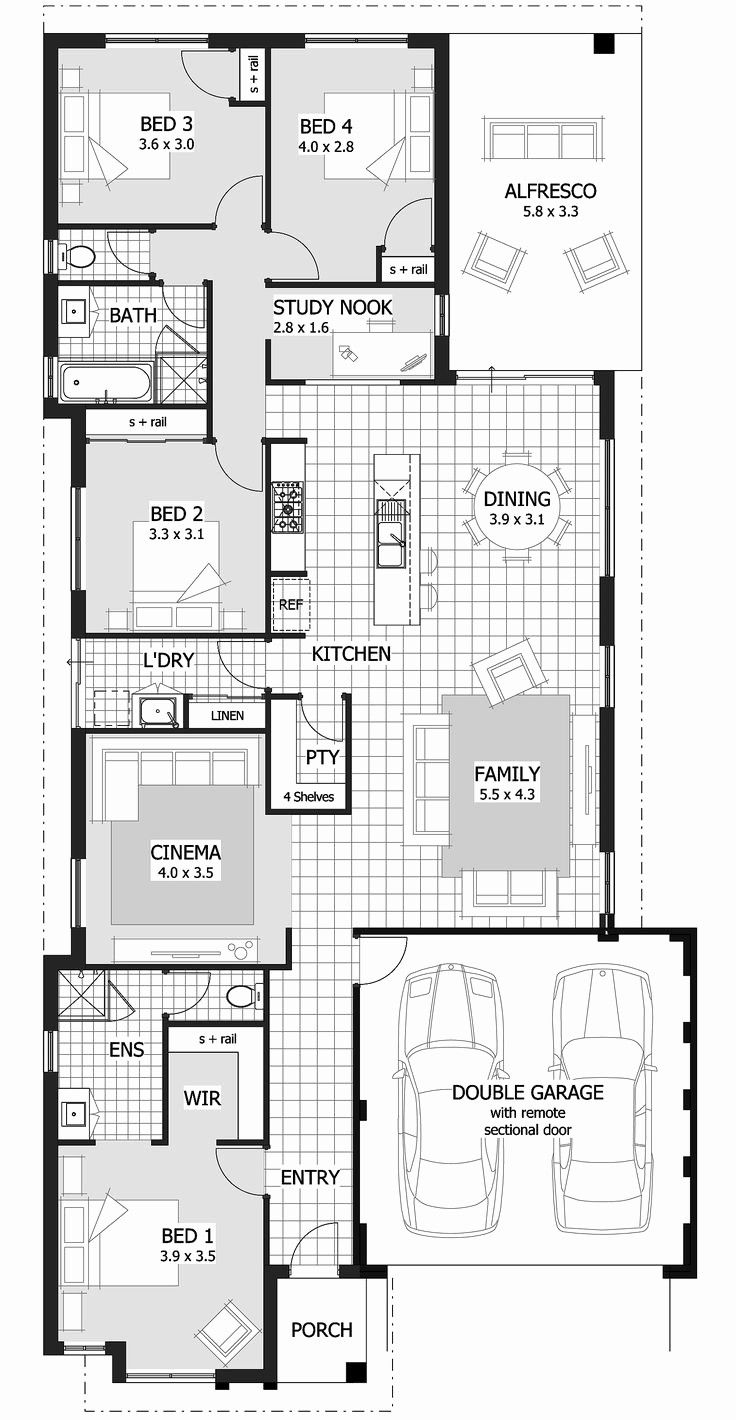 Quonset Hut Homes Floor Plans Home Design Narrow Lot House Plans Single Storey House Plans 4 Bedroom House Plans