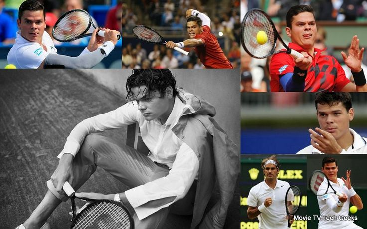 Milos Raonic's Slow Steady Pace To Tennis Fame - http://movietvtechgeeks.com/milos-raonics-slow-steady-pace-tennis-fame/-Milos Raonic, Canada's highest ranked player ever, might not quite be ready to beat the very best players on tour in the big matches. The Canadian has advanced deep into a few Grand Slam tournaments in his career
