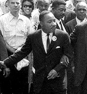 A brief look at the life of Dr. Martin Luther King, Jr. (excerpted from Ready-to-Use American History Activities for Grades 5-12). #MLK