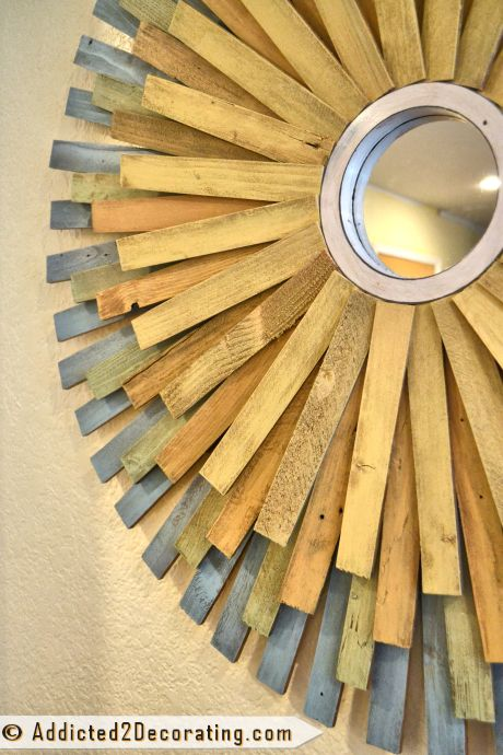 141 best Crafty - Mirrors & Frames images on Pinterest | Mirrors ...