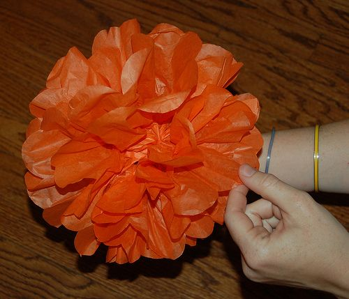 10 Ways To Make Giant Tissue Paper Flowers