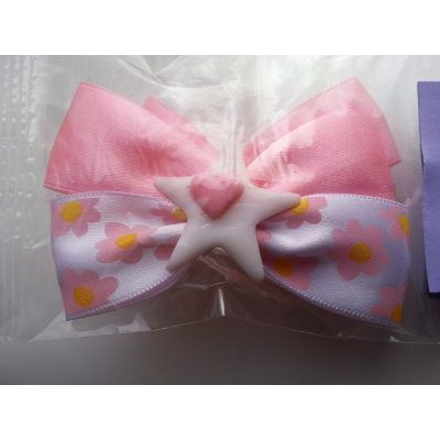 gancho mediano rosado Hairbow Gancho Accesorios para el cabello. Te gusta? tenemos uno para ti! You like it? we have one for you! Creacioneslilif