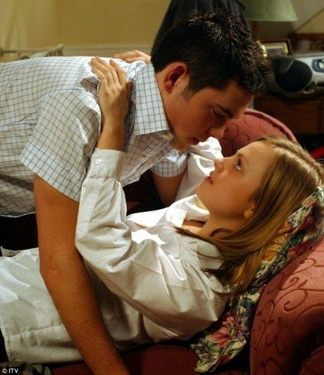 Todd Grimshaw (Bruno Langley) & Sarah Louise Platt (Tina O'Brien) (2003/2004)