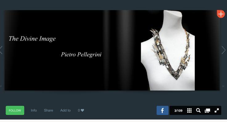 """Brochure sfogliabile on-line del progetto """"Omaggio a William Blake, Gioielli in-versi"""" classe 5B a.s. 2013/14. Grafica Liceo artistico """"S.Stagi"""", fotografie valentinaramacciotti.com."""