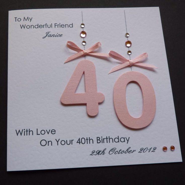 Тебя, открытка на 30 летие своими руками