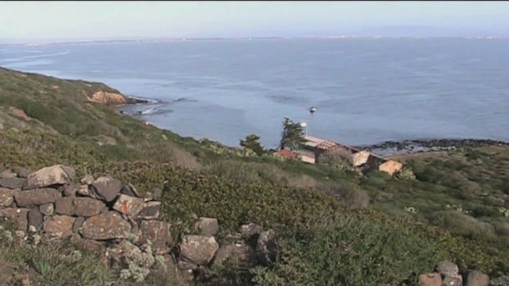 Capo San Marco. A didactic video-clip on the promontory of Capo San Marco, in the south end of the Sinis peninsula, in the central west coas...