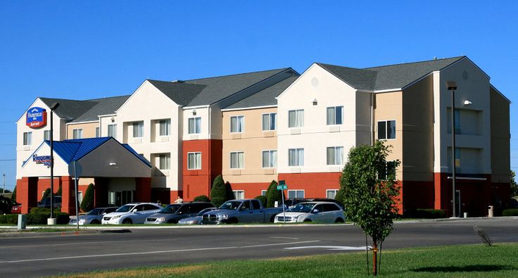 Fairfield Inn -- Hays, KS
