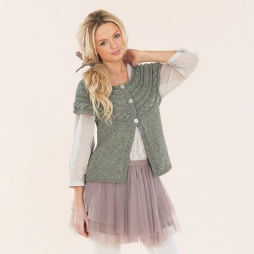 Who says tweed has to be for the boys? Sublime Luxurious Aran Tweed