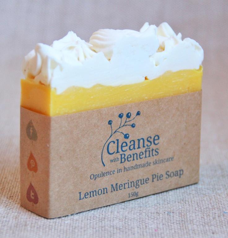 how to make lemon verbena soap