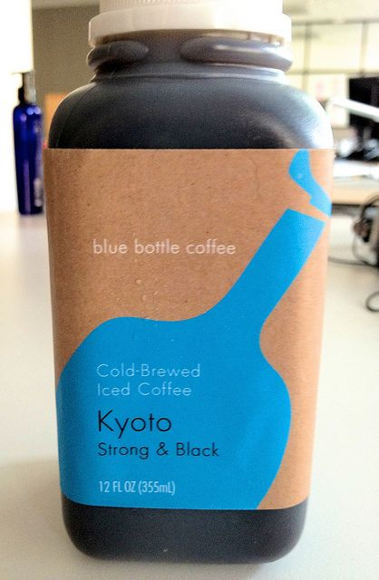 Kyoto from Bluebottle, yum!