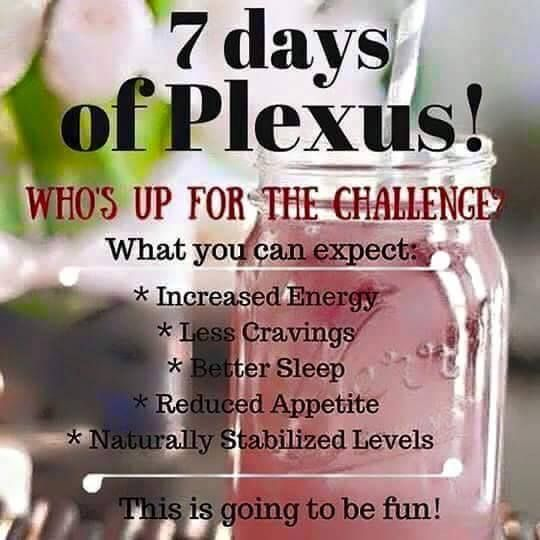 Not sure Plexus Slim is for you.  Why not give it a  try?  60 Day Money Back Guarantee.  Why not start today?  Visit my website @ http://shopmyplexus.com/fortmacmom/