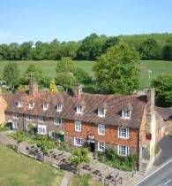 Enjoy Easter Sunday Lunch at Crown Inn at Groombridge.  Great food served in the lovely bar areas of this historic pub.