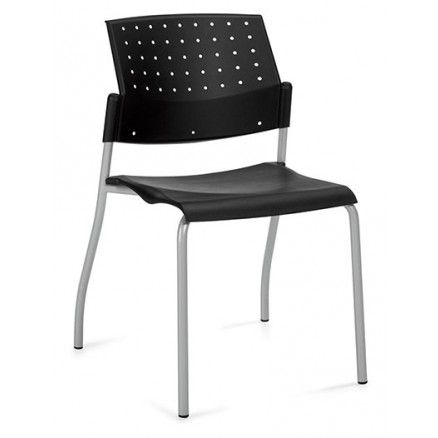 Global Sonic 6508WS - Durable stacking chair.  Available for online purchase at Ugoburo.ca