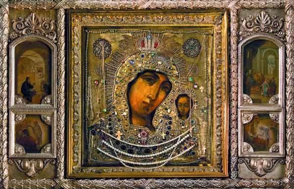 О Казанской иконе | Казанский Кафедральный Собор