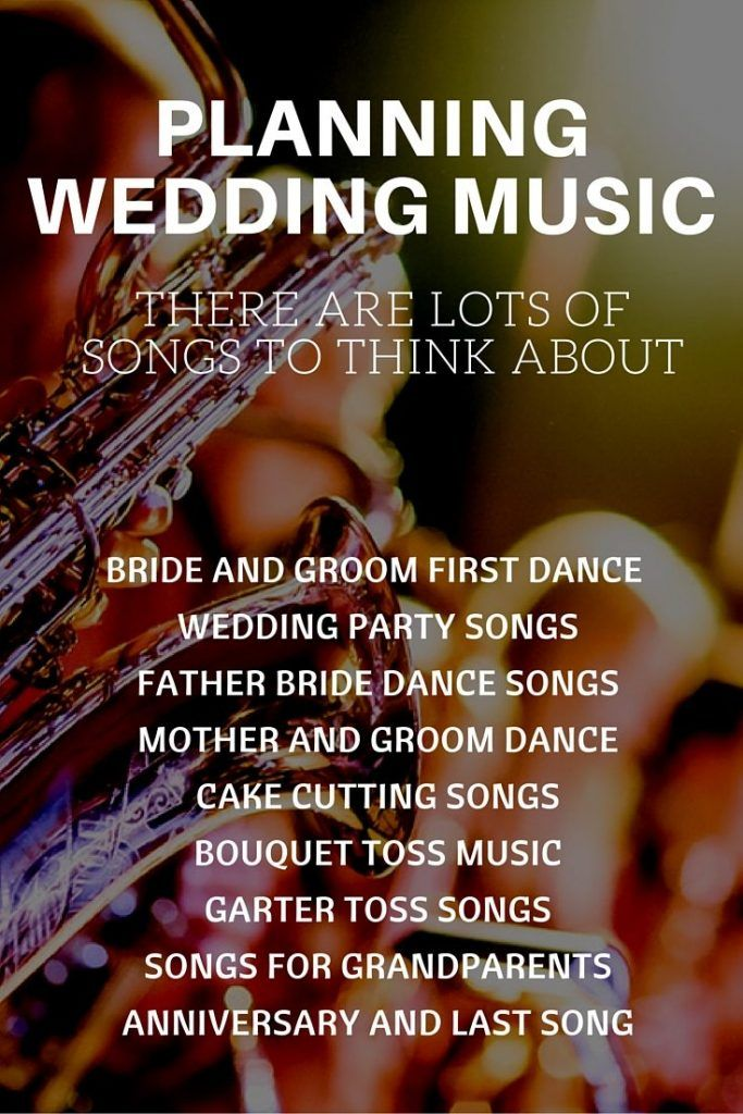 Complete Guide To Wedding Music Songs Wedding Ideas Pinterest