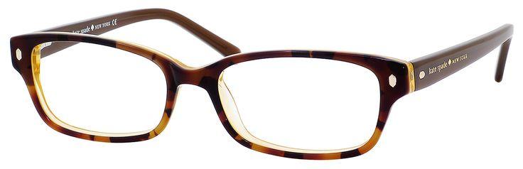 Kate Spade Lucyann Eyeglasses | Women's Rectangular Lucyann Frames
