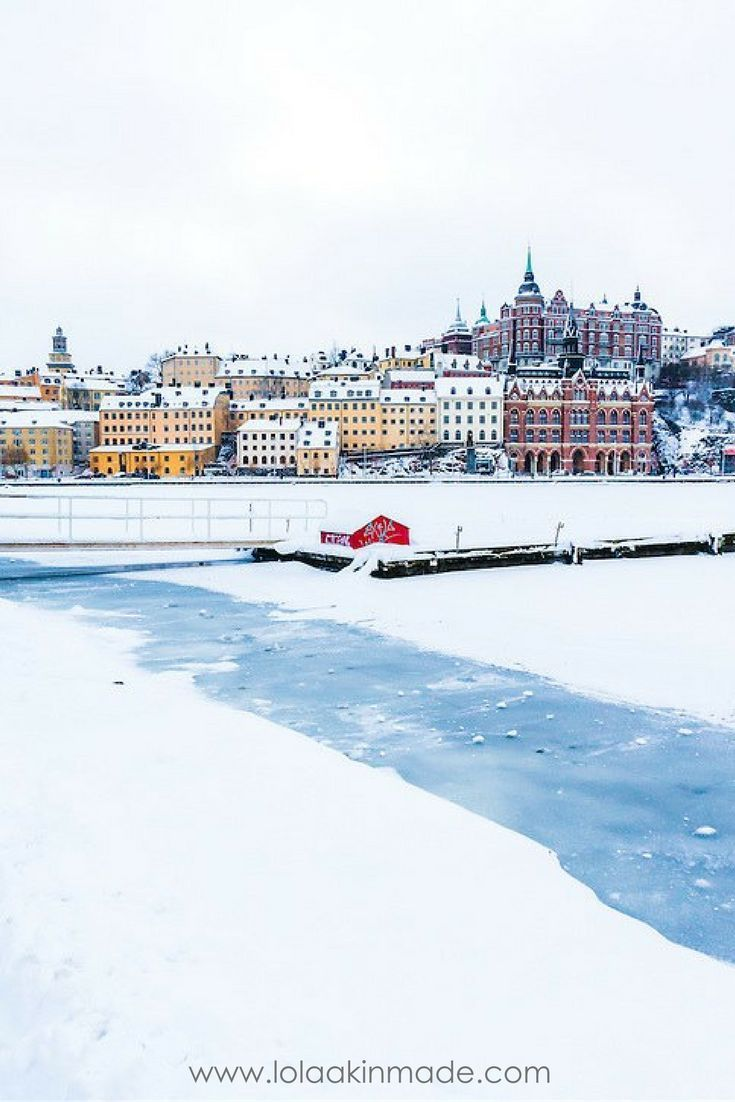 Why you'll love winter in Stockholm, Sweden, told through photos and video. | Geotraveler's Niche Travel Blog: Exploring Culture Through Food, Tradition and Lifestyles