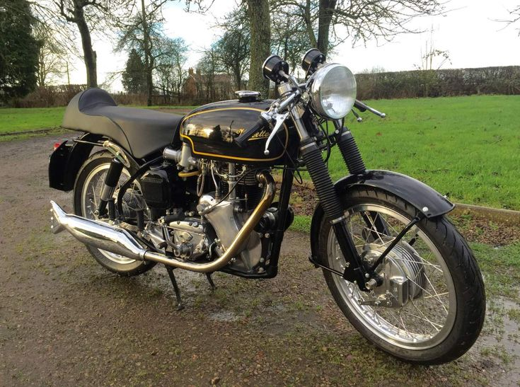 1969 Velocette Thruxton For Sale - We Sell Classic Bikes