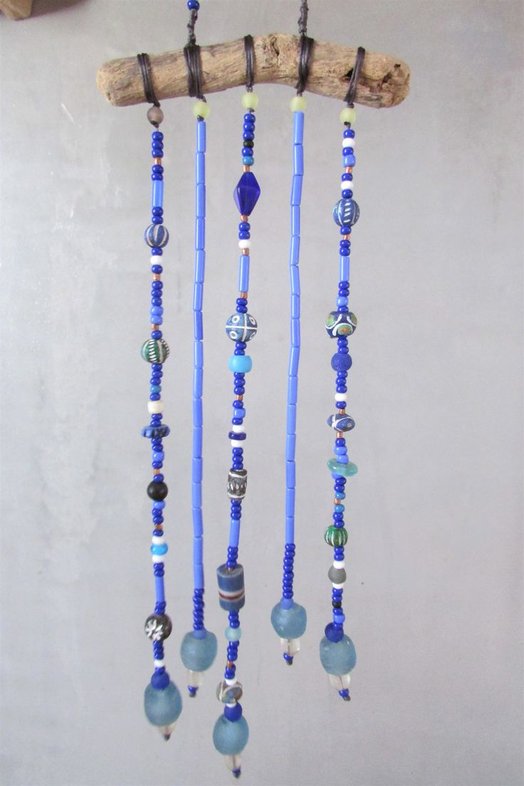 Driftwood Blue Mobile, Bohemian Home