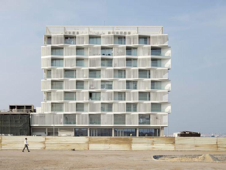 COSTALOPES, Fabrice Fouillet · Dyeji Building