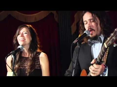 """The Civil Wars """"Tip of My Tongue"""" - YouTube"""