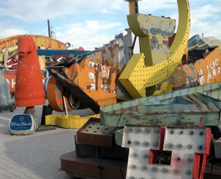 Neon Museum Las Vegas - A non-profit organization dedicated to collecting, preserving, studying and exhibiting iconic Las Vegas signs.