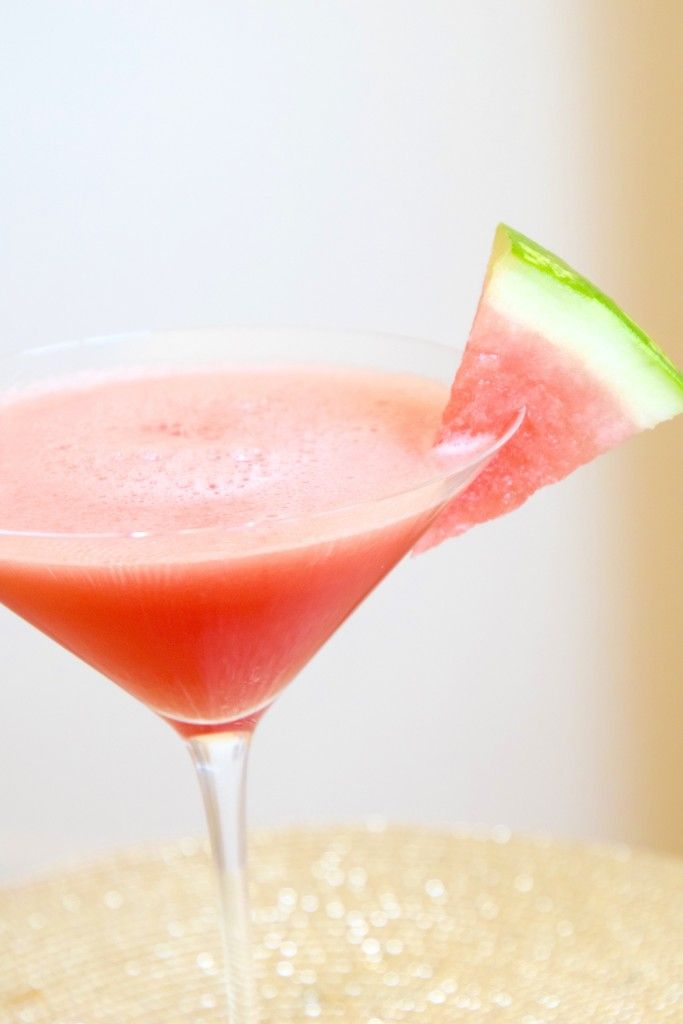 watermelon martinis yummy beverages recipes drinks cocktail recipes ...