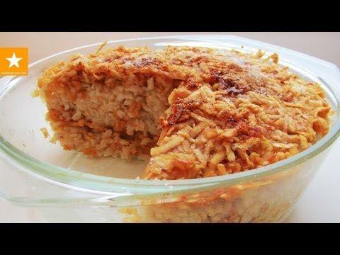 Рисовая запеканка: 5рецептов иистория блюда