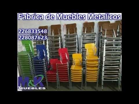 SILLAS MESA CAMAS CAMAROTES MUEBLES METÁLICOS- 226833548