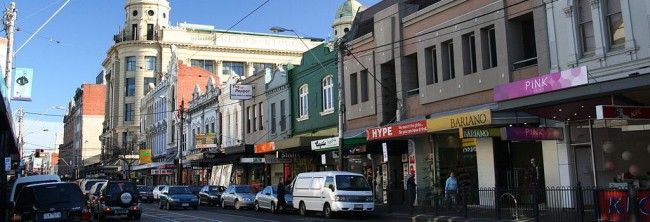 A guide to five of the most hipster suburbs in Melbourne, including Fitzroy, St Kilda, Collingwood, Flemington, and Windsor.