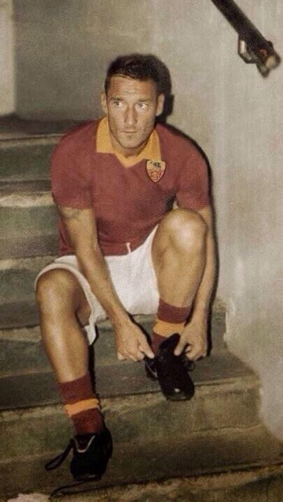 #francesco totti #totti #as roma #italy nt