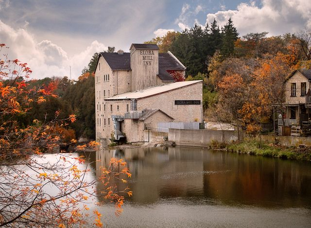 Elora Mill Inn | by Tracy Munson Photography