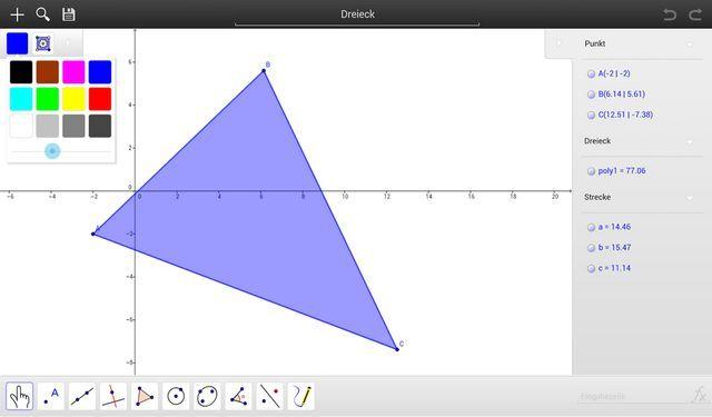GeoGebra, el software de gráficas matemáticas ahora para iOS y Android