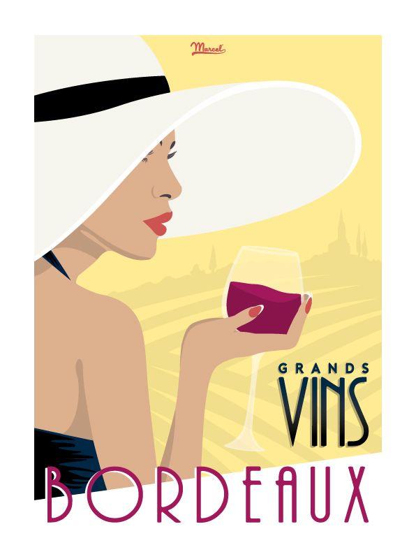 © Marcel Bordeaux GRANDS VINS DE BORDEAUX www.marcel-biarritz.com