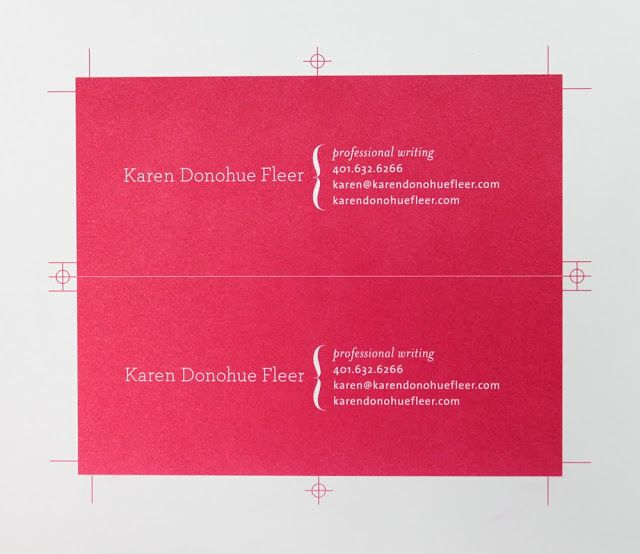 Uncoated Stock business pamphlet.