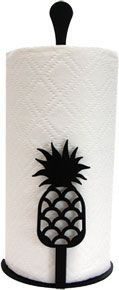 Pineapple Paper Towel Holder http://www.okdecor.com/apps/search?q=pineapple